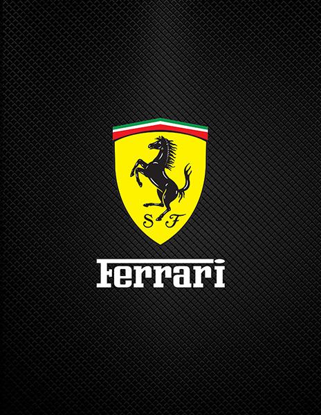 Produktkatalog Ferrari