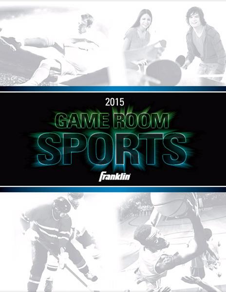 Katalog Franklin Game Room Sports 2015