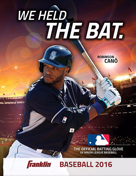 Katalog Franklin Baseball 2016