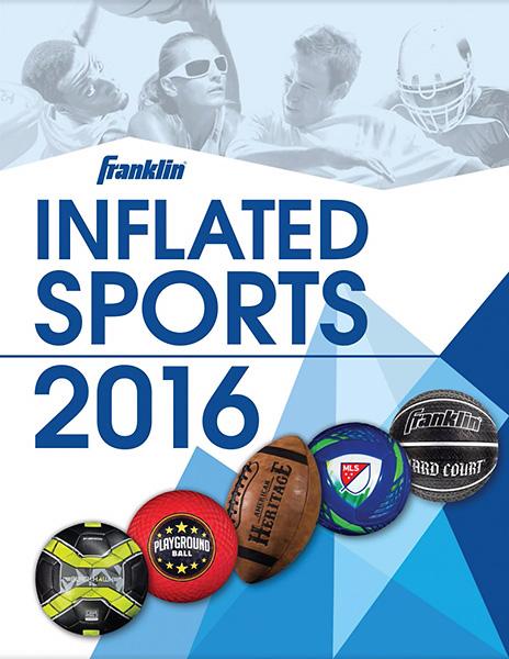 Katalog Franklin Inflated Sports 2016