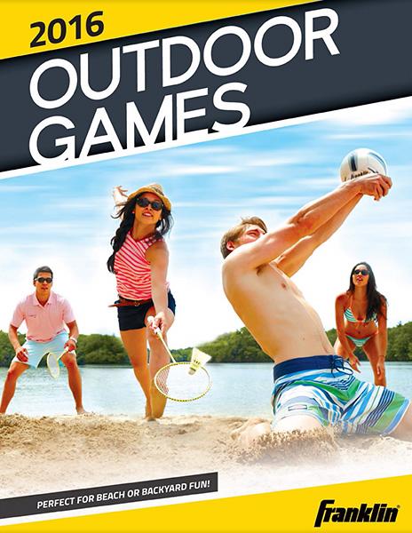 Katalog Franklin Outdoor Games 2016