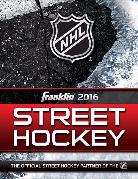Katalog Franklin Street Hockey 2016
