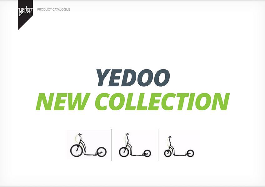 Katalog Yedoo New Collection