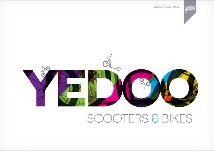 Katalog Yedoo Scooters & Bikes