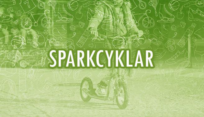 Produktkategori Sparkcyklar