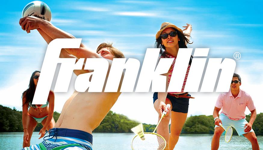 Franklin - SportMe-leverantör