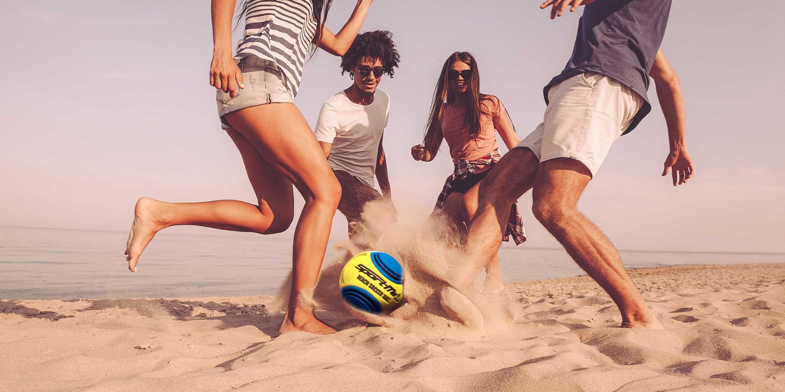 Beach Soccer Fotboll Football – SportMe