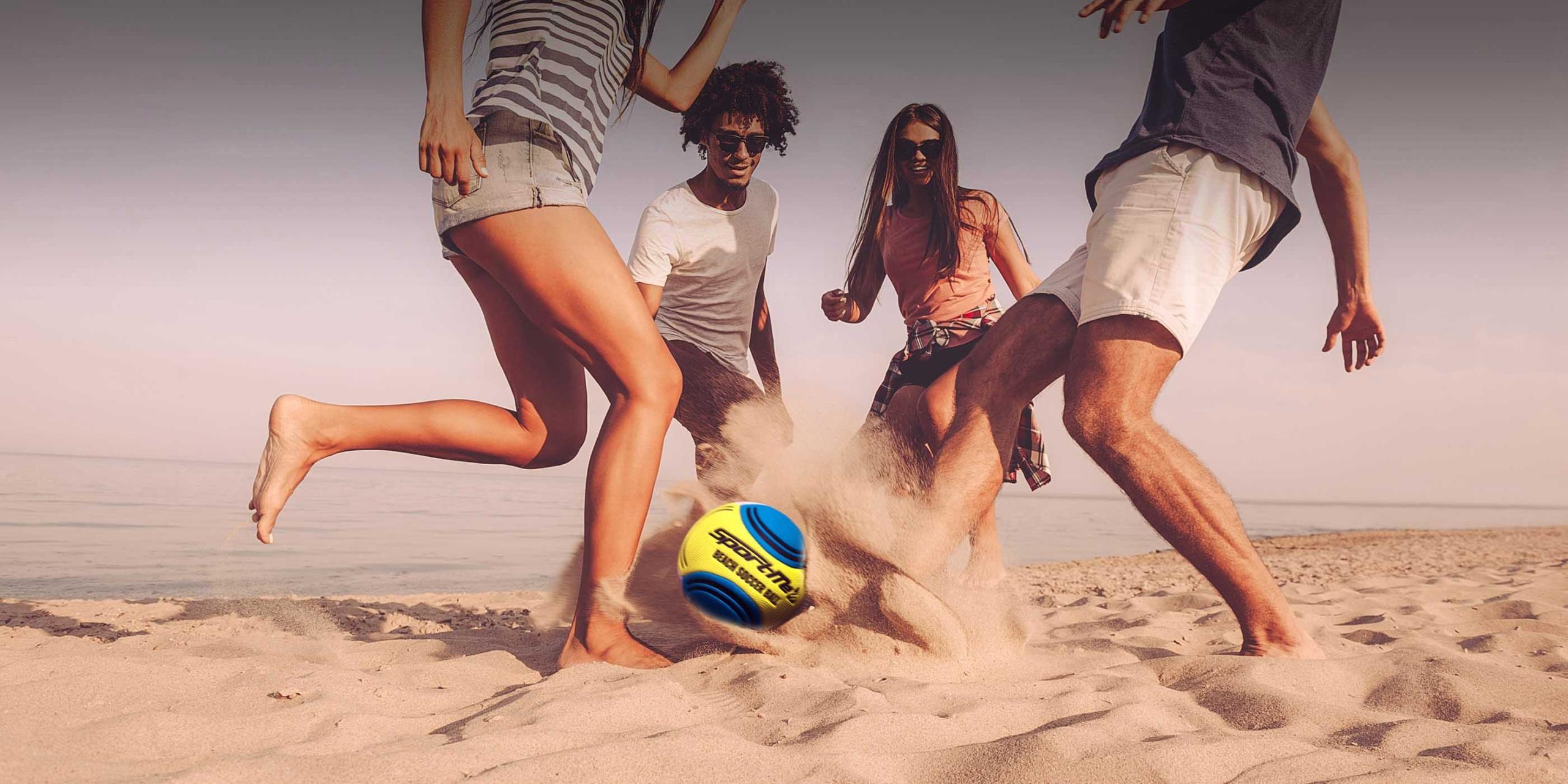 Beach Soccer Fotboll Football SportMe