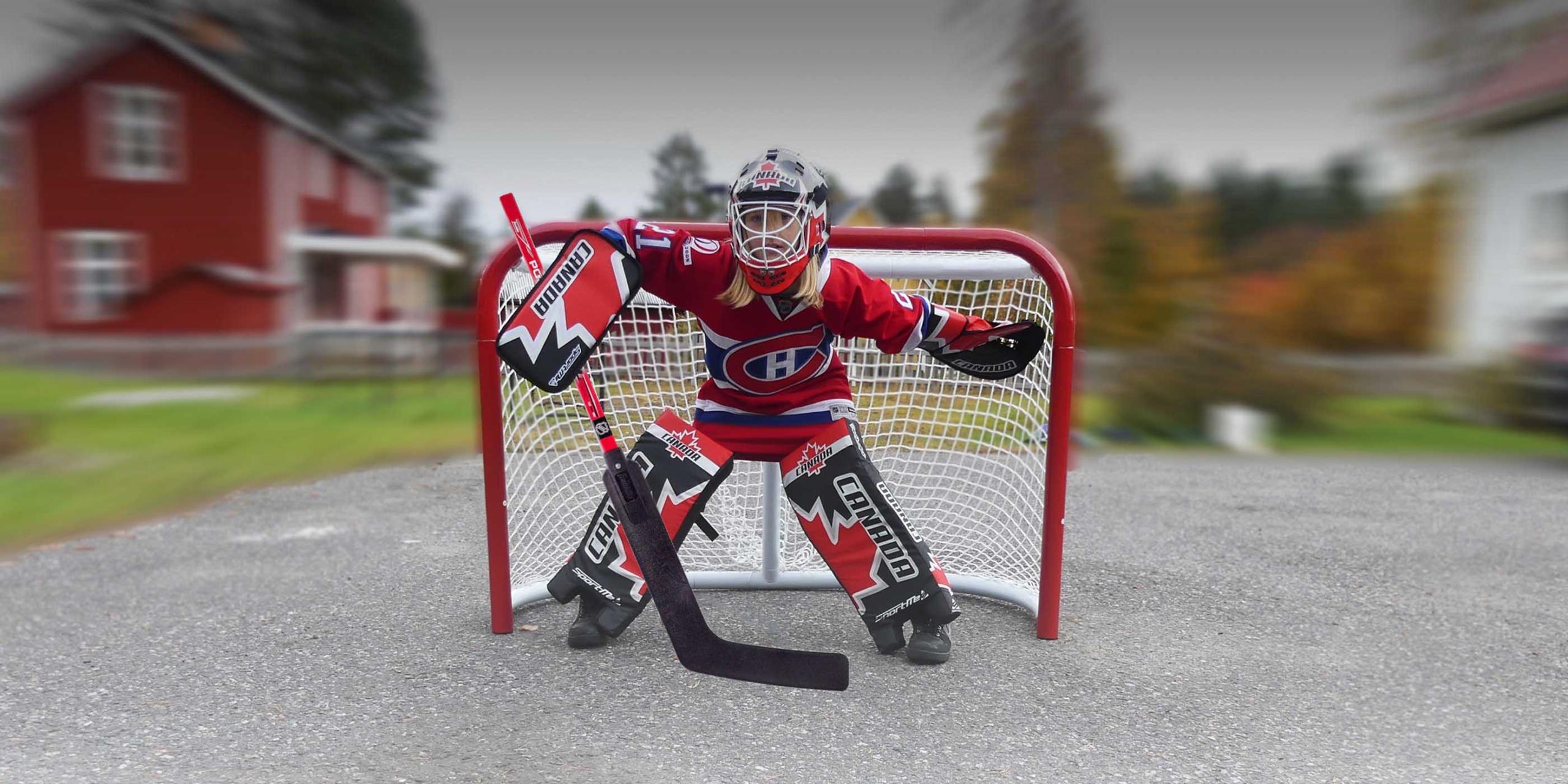 Street Hockey Landhockey SportMe
