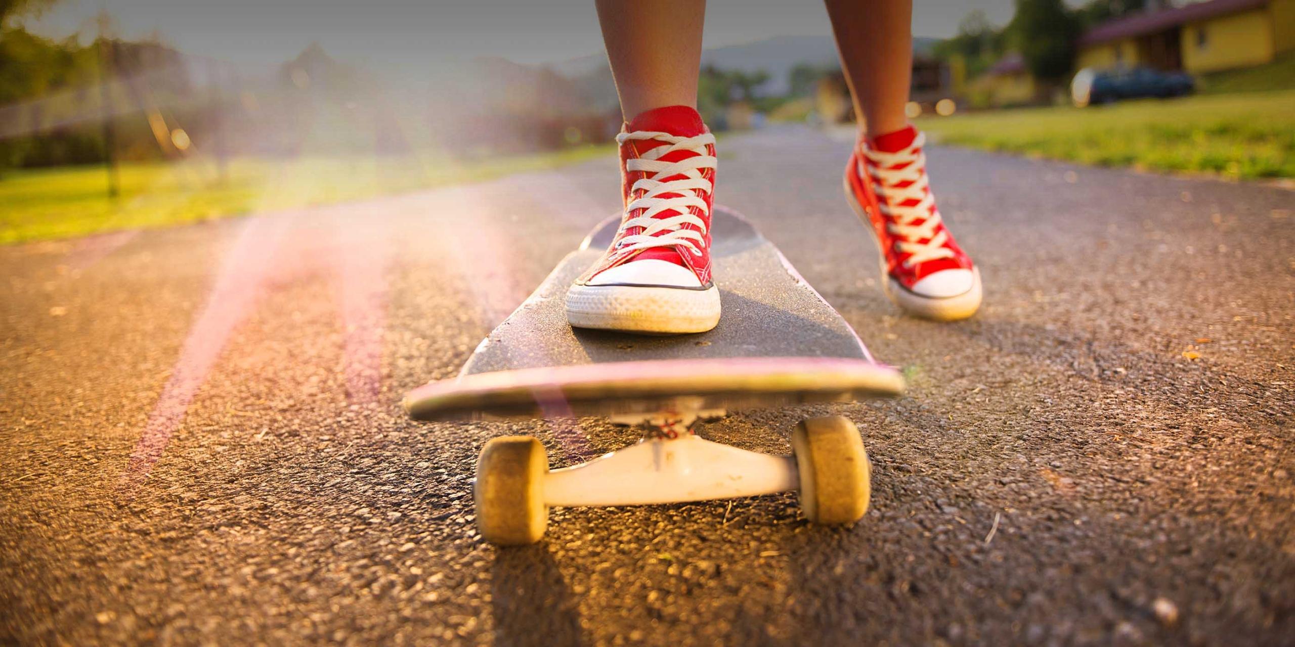 Summer Fun Skate Skateboard SportMe